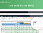 Excel Editor Online插件,Excel表格免费在线编辑器