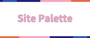 Site Palette插件,提取任意网页配色方案