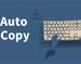 Auto Copy插件,自动复制插件,将选中的文本自动复制到剪贴板