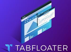 TabFloater插件,将任意标签页变成画中画