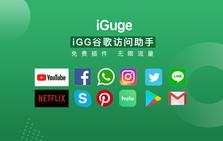 iGG谷歌访问助手插件,谷歌商店等Google服务加速访问工具