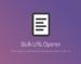 Bulk URL Opener插件,网址链接批量复制/打开器