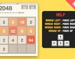 经典2048游戏插件,2048在线小窗口游戏