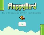 Flappy Bird Game插件,浏览器在线休闲小游戏