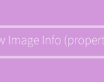 View Image Info (properties)插件,右键获取浏览器图片属性