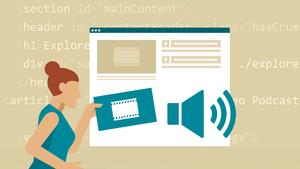 Audio EQ插件,谷歌浏览器HTML5音视频声音均衡调节工具
