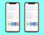 Hide Google Search Favicons插件,隐藏谷歌搜索结果的网站图标
