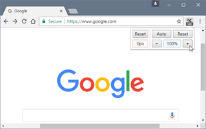 Zoom Page WE插件,网页缩放/纯文本缩放工具