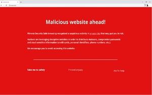 Mirovia插件,检测网站威胁,自动阻止危险网页