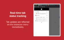 Tree Style Tab For Chrome插件,浏览器标签栏侧边显示