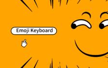 Emoji Keyboard,支持浏览器内输入表情符号的Chrome插件