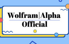 Wolfram|Alpha Official,计算知识引擎插件,无需链接跳转,直接获取答案