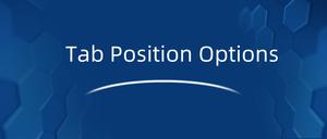 Tab Position Options,自定义Google浏览器标签页顺序/打开方式/标签页打开后行为