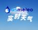 Gismeteo插件,世界各地实时天气预报查询,在工具栏显示气温和天气