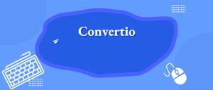 Convertio插件,支持视频/音频/图片/电子书等超过2500种不同转换