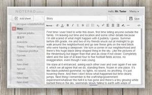 记事本-在线上插件,在线笔记编辑器,支持数据同步