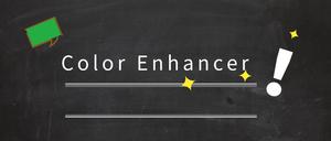 Color Enhancer,谷歌官方颜色增强插件,造福色盲患者