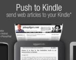 Push to Kindle插件,将网页文章推送到Kindle