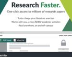 Kopernio插件,文献下载管理插件,在Web of Science中免费获取文献全文PDF