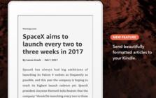 Mercury Reader,网页排版阅读插件,仅保留文本和图像
