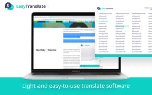 Easy Translate插件,多语言划词翻译,调用谷歌翻译接口
