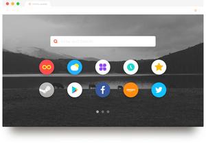 infinity Pro新标签页插件使用教程:添加网站、搜索引擎、更换壁纸