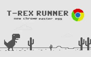 Dino Anywhere插件,谷歌小恐龙在线游戏