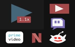 Global Speed插件,视频倍速播放,支持广告加速
