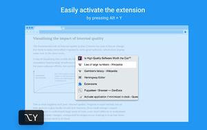 Popup Tab Switcher插件,小窗标签管理器,快速切换标签页