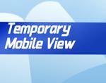 Temporary Mobile View插件,Chrome移动视图,切换至网站iOS/Android/Kindle视图