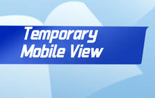 Temporary Mobile View插件,Chrome移动视图,切换至网站iOS/Android/Kindle视图
