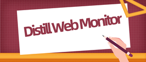 Distill Web Monitor插件,网站更新监控插件,跟踪网页变化,推送实时提醒