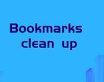 Bookmarks clean up,书签清理插件,删除重复/失效书签
