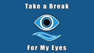 Take a Break for My Eyes插件,定时休息提醒Chrome插件,保护眼睛健康