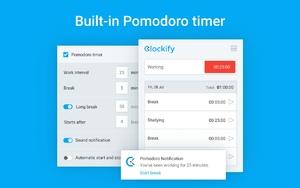 Clockify Time Tracker插件,网页浏览时间记录与管理