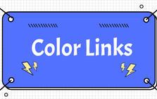 Color Links,增强已点击过的网页链接颜色,避免打开重复Chrome链接