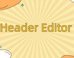 Header Editor插件,灵活管理浏览器请求状态