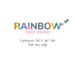 Rainbow Color Picker插件,网页颜色在线取色器