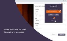 Temp Mail插件,在线临时邮箱随机生成器