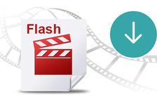 Flash Video Downloader Plus插件,在线Flash视频下载,多种视频文件格式嗅探