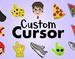 Custom Cursor for Chrome插件,自定义浏览器光标图案