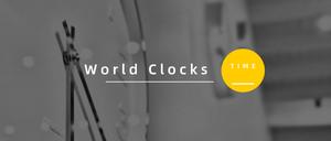 World Clocks插件,世界时钟Chrome插件,轻松查看各国日期时间