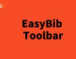 EasyBib Toolbar插件,一键自动引用网站,生成文献引证目录