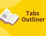 Tabs Outliner,Chrome标签页管理插件,将标签页快捷关闭/打开/注释/分组