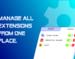 Extension Manager插件,谷歌浏览器扩展管理工具