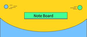 Note Board插件,在Chrome中创建便签笔记,便签之间可建立思维导图