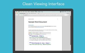 Docs Online Viewer插件,直接在谷歌浏览器中在线查看任何文件