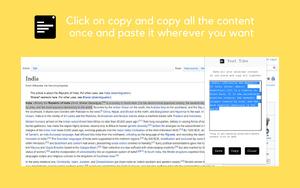 Text Tube插件,文本快速复制粘贴保存工具