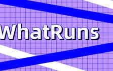 WhatRuns,分析当前网页技术架构工具,推送实时技术变化