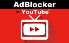 Youtube广告拦截器插件,免费屏蔽Youtube广告